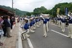 『第7回常陸国 YOSAKOI 祭り』茨城大会 2日目(袋田流し会場)