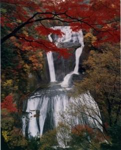 奥久慈袋田 滝紀行「美観の秋」 秋のライトアップ10/30⇒11/28