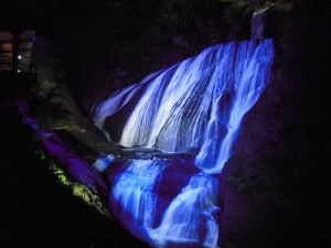 LED照明による「美観の秋」幻想的な世界