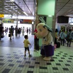 「がんばろう日本 2011夏の海と山観光展」~観光PR~(in 大宮駅)