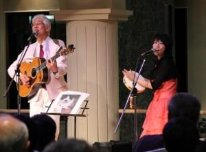 思い出浪漫館 新春☆星空コンサート2012 【 IN THE WIND(インザウィンド)】