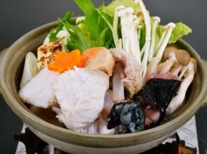 【冬の美食】ぷるぷるあんこう鍋と山の幸プラン