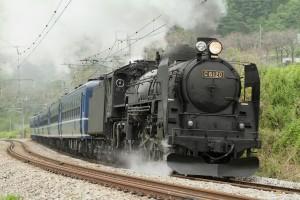 水郡線で「SL奥久慈清流ライン号」が運行されます!