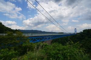 バンジージャンプ!竜神大吊橋(周辺観光)