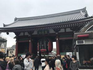 袋田温泉 思い出浪漫館 浅草にて商運祈願をしてきました
